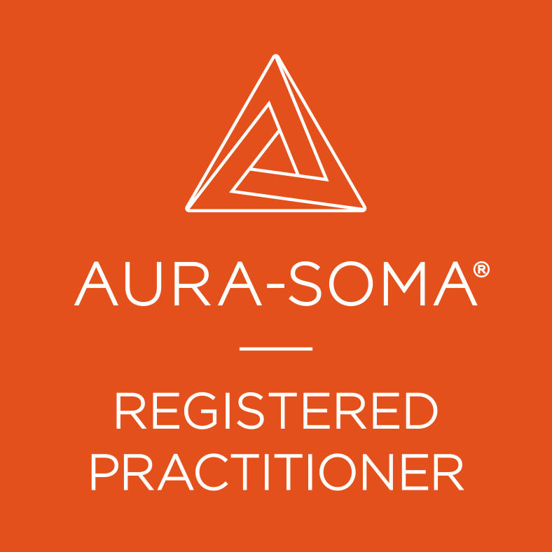 Aura Soma Accredited Stamps Practitioner
